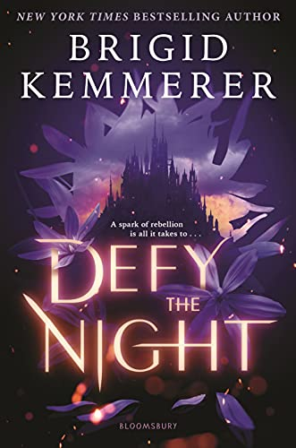 Defy the Night   - Book Cover Image