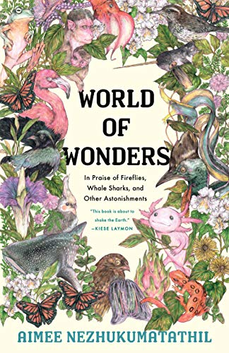 World of Wonders  - Book Cover Image