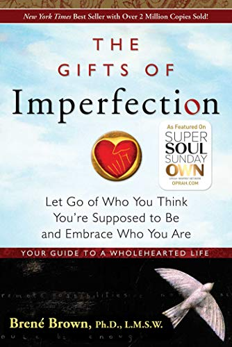 The Gifts of Imperfection - Book Cover Image