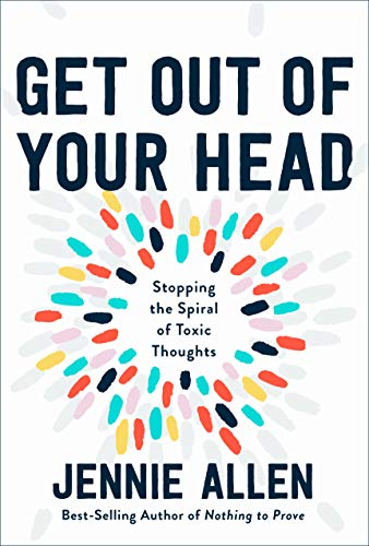 Get Out of Your Head  - Book Cover Image
