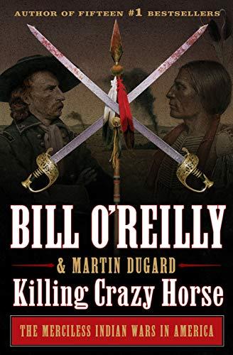 Killing Crazy Horse  - Book Cover Image