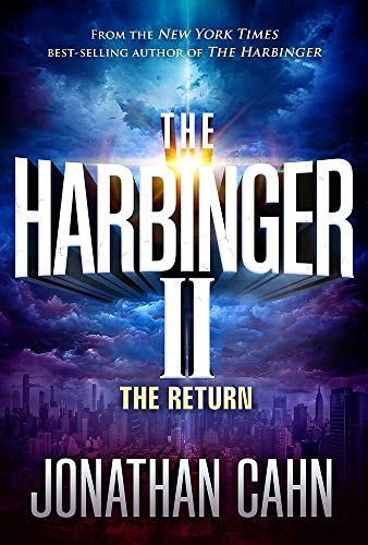 The Harbinger II  - Book Cover Image