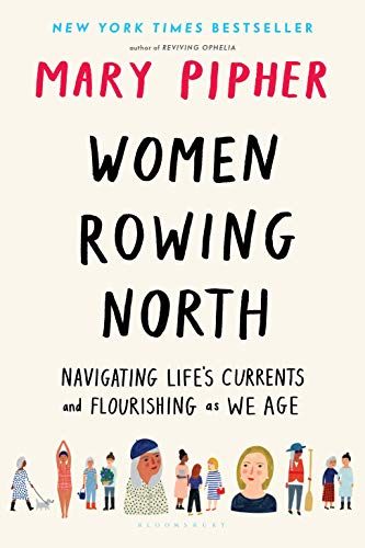 Women Rowing North  - Book Cover Image