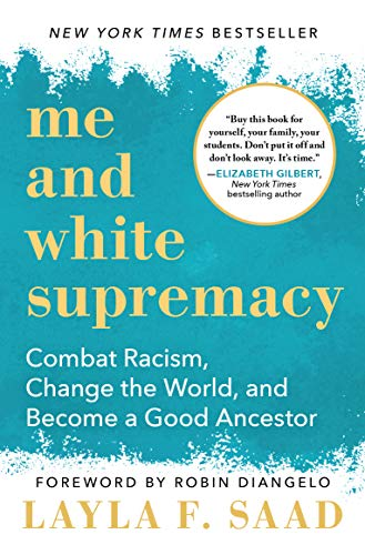 Me and White Supremacy  - Book Cover Image