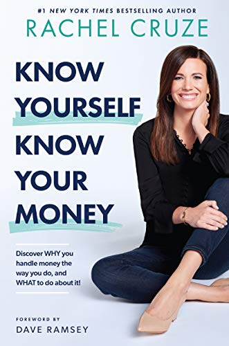 Know Yourself Know Your Money  - Book Cover Image