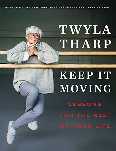 Keep It Moving  - Book Cover Image