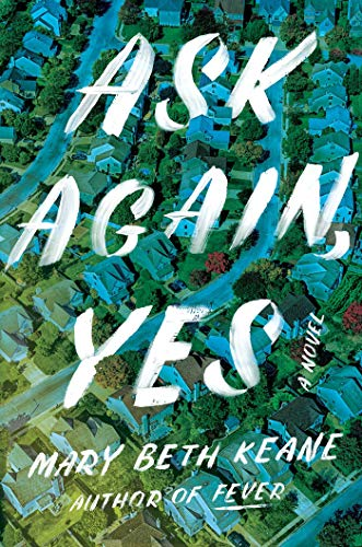 Ask Again, Yes  - Book Cover Image