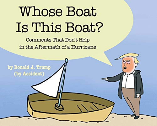 Whose Boat is This Boat  - Book Cover Image