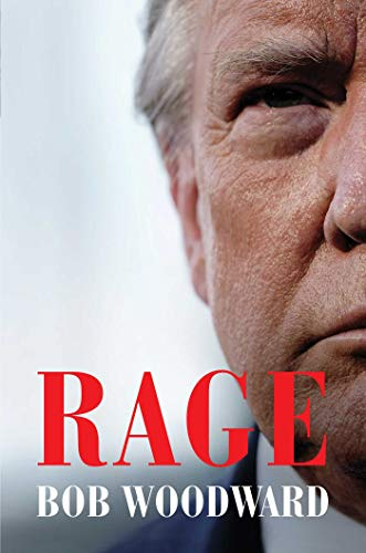 Rage  - Book Cover Image
