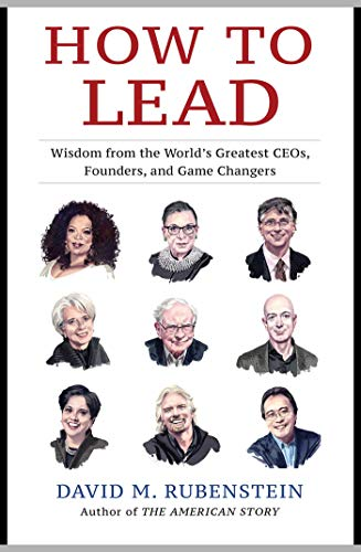 How to Lead  - Book Cover Image