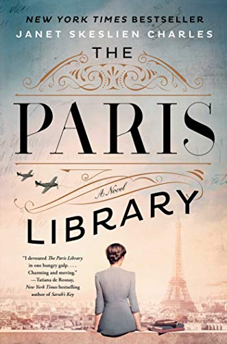 The Paris Library  - Book Cover Image
