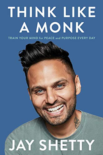 Think Like a Monk  - Book Cover Image