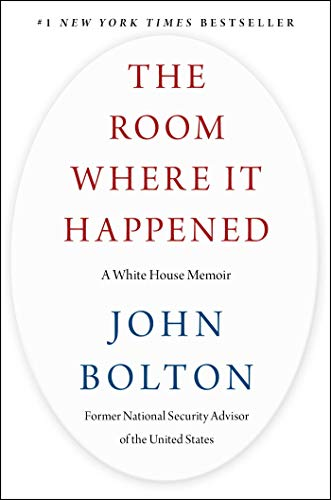 The Room Where it Happened  - Book Cover Image