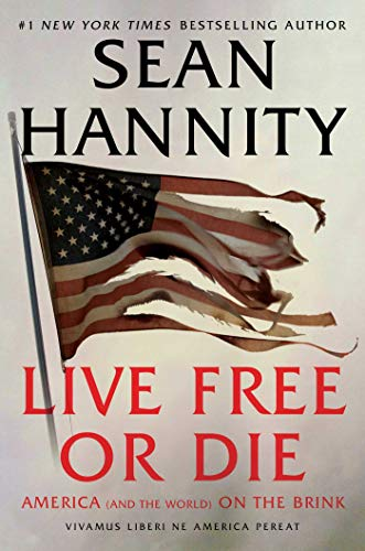 Live Free or Die  - Book Cover Image
