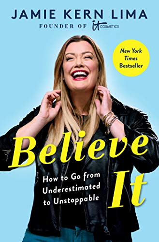 Believe It  - Book Cover Image