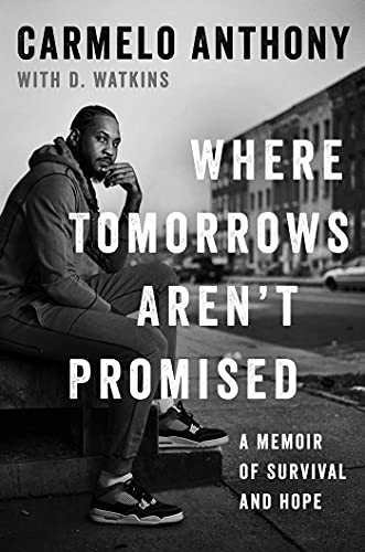 Where Tomorrows Aren't Promised  - Book Cover Image