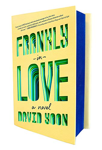 Frankly in Love   - Book Cover Image