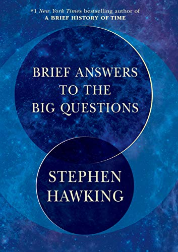 Brief Answers to the Big Questions  - Book Cover Image
