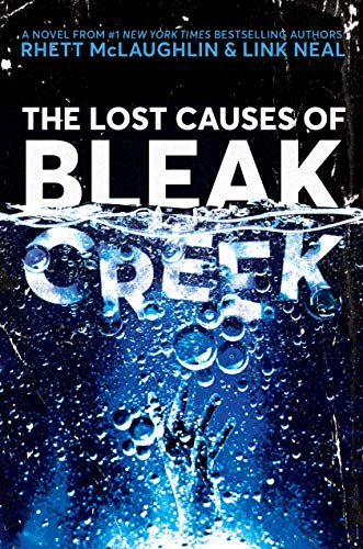 The Lost Causes of Bleak Creek  - Book Cover Image