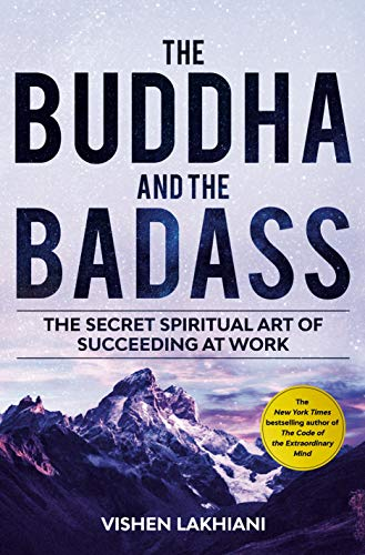 The Buddha and the Badass  - Book Cover Image