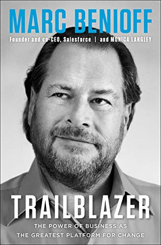 Trailblazer  - Book Cover Image
