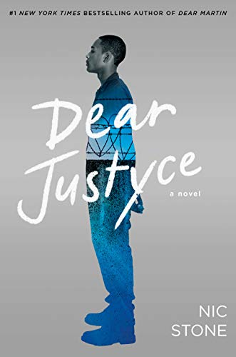 Dear Justyce  - Book Cover Image