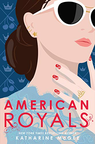 American Royals   - Book Cover Image