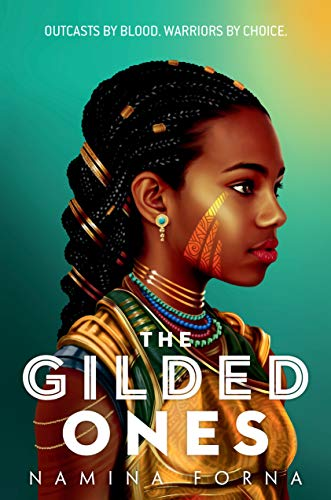 The Gilded Ones   - Book Cover Image