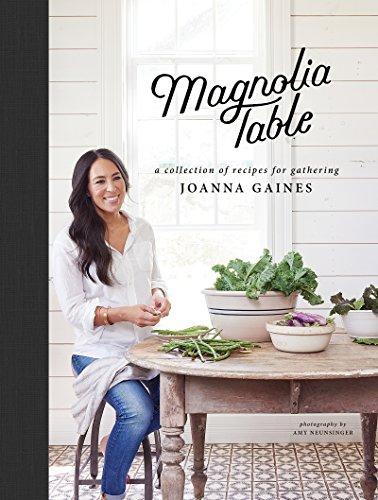 Magnolia Table  - Book Cover Image