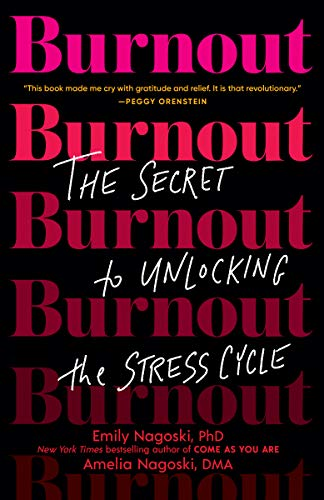 Burnout  - Book Cover Image