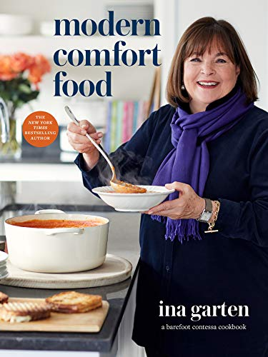 Modern Comfort Food  - Book Cover Image