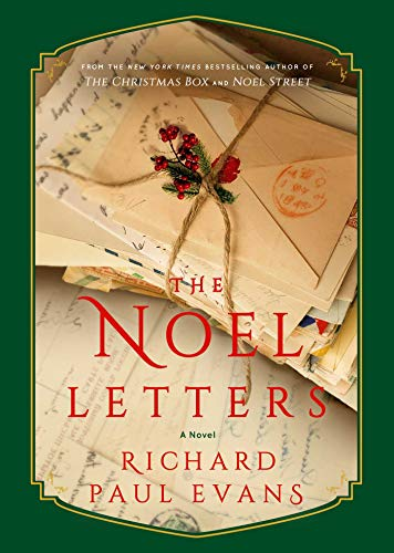 The Noel Letters Richard  - Book Cover Image