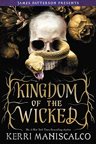 Kingdom of the Wicked   - Book Cover Image