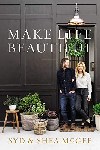 Make Life Beautiful  - Book Cover Image