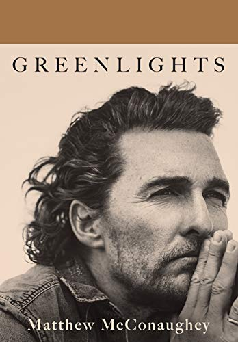 Greenlights  - Book Cover Image
