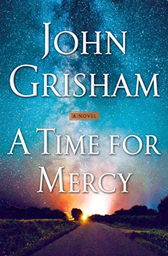 A Time for Mercy  - Book Cover Image