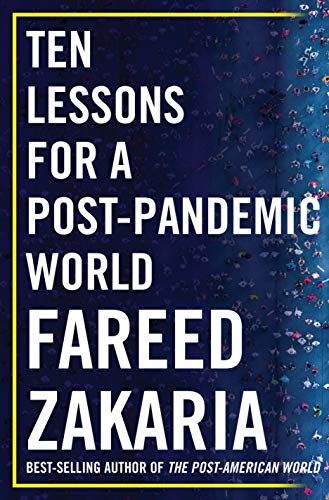 Ten Lessons From a Post Pandemic World  - Book Cover Image