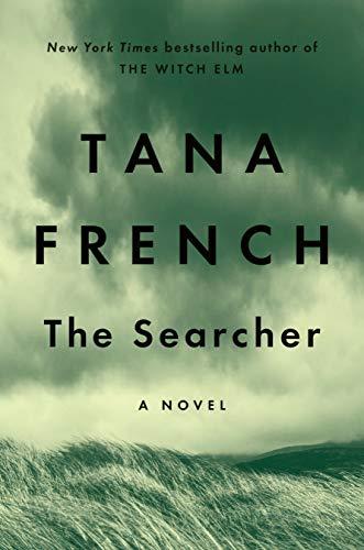 The Searcher - Book Cover Image
