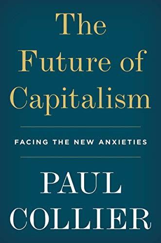 Book Cover - The Future of Capitalism