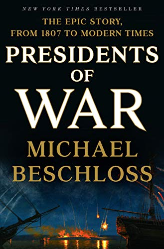 Book Cover - Presidents of War