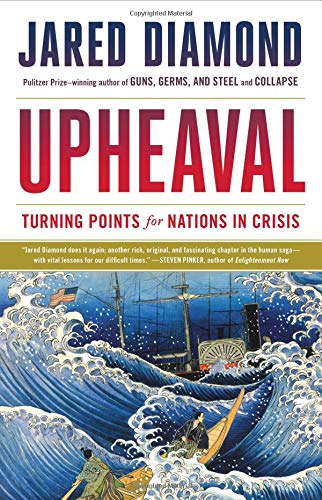 Book Cover - Upheaval