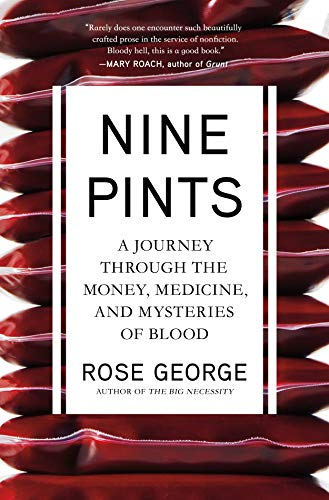 Book Cover - Nine Pints